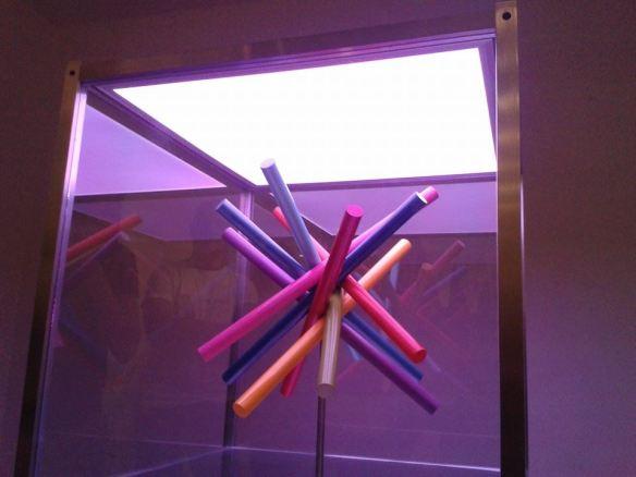 Fotografía de Paula Peña en la Bienal Arturo Michelena del 2014
